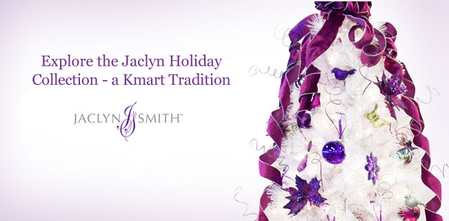 Explore the Jaclyn Holiday Collection - a Kmart Tradition | Jaclyn Smith