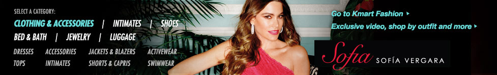 Sofia Vergara - Clothing and Accessories